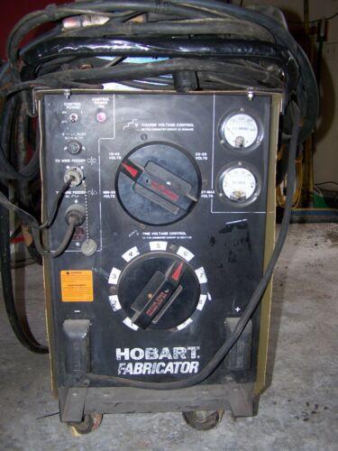 HOBART FABRICATOR 300 AMP WELDER