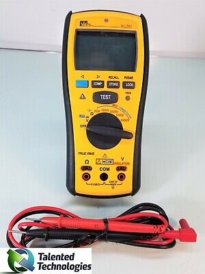 Ideal 61-797 Digital Insulation Meter
