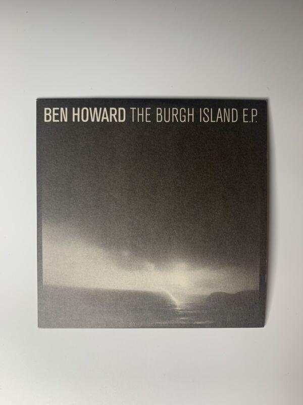 Very Rare Ben Howard Burgh Island EP CD
