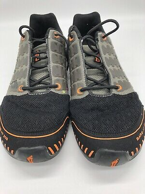 Inov8 Bare-XF 210 V2 Running/Crossfit Training Shoes, Blk/Orange,  Men's US 10.5