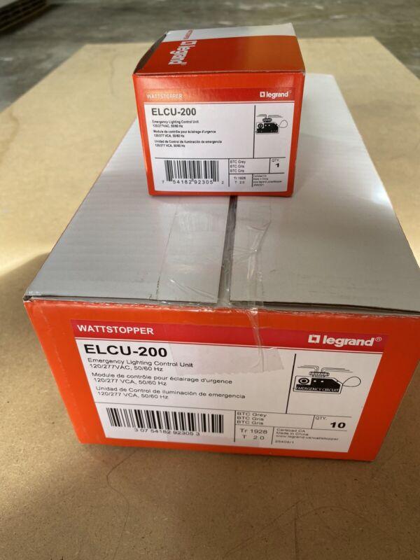 WattStopper ELCU-200 Emergency Lighting Control Unit 120/277V VAC