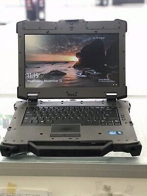 Fully Rugged Dell E6420 Xfr Core I5 2520M 250Gb  8Gb Ram  Win10