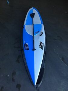 SOLD !!!!!' JM  PADDLEBOARD JM Latitude 12'6, 30 inches Cromer Manly Area Preview