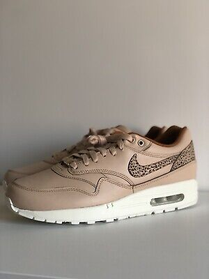 Details about Women's Nike Air Max 90 PRM White Grey Snakeskin Snake Animal Safari Print sz 8