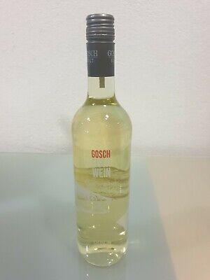 Gosch Fisch Wein Weißburgunder Qualitätswein trocken Weißwein 0,75 ltr. Sylt