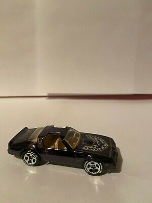 Hot Wheels Classics Hot Bird Black