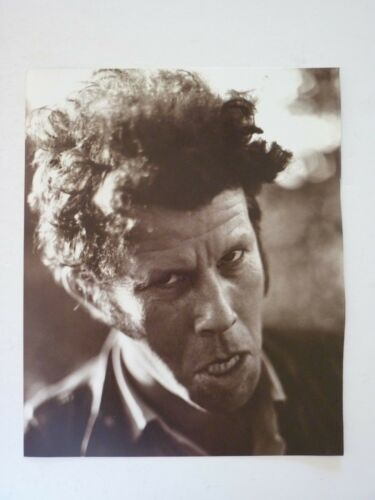 Tom Waits Single Side Coffee Table Book Photo Page 9x11