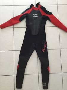 Brand new Billabong Wetsuit Kareela Sutherland Area Preview