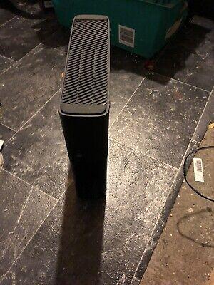 Xbox 360 E  Black Slim Console  only   - HDMI & WiFi