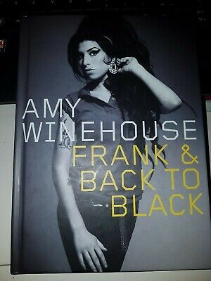 CD AMY WINEHOUSE - FRANK & BACK TO BLACK