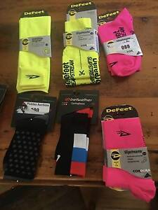Cycling socks and accessories Woronora Sutherland Area Preview