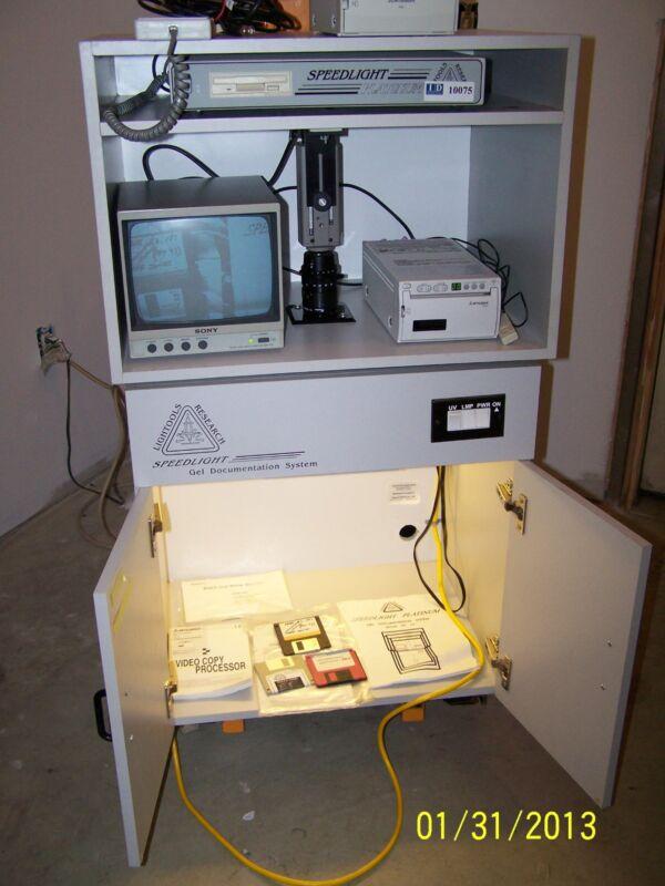 Light Tools Research Speedlight Gel Documentation System