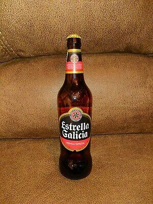 Estrella Galicia botella grande 660Ml 66Cl BOTELLA VACIA