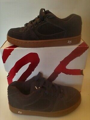 Es Skateboard Shoes Accel Navy, Men's 6, Classic Fat Tongue Original New In Box for sale  Shipping to Canada