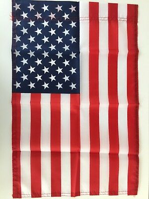 "12"" x 18"" American Garden Flag - United States of America -USA Small Yard Banner"