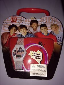 One Direction Watch and Bracelet Gift Set