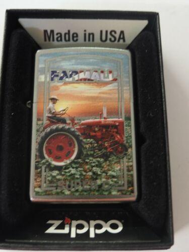 Rare Limited Edition Farmall Super C Zippo Lighter