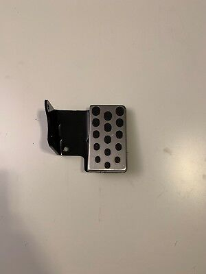 99-04 1999-2004 FORD MUSTANG Ford Racing DEAD PEDAL / FOOT REST (NEW-NOS)