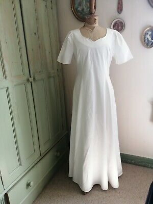 Laura Ashley 80s Sample Dress Size 18