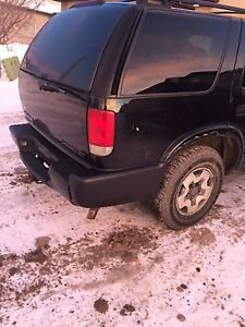 2002 chevy blazer for sale NOT Saftied Price drop!