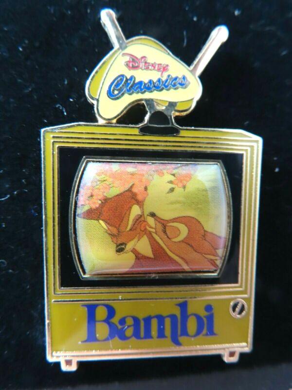Disney Pin DLR - Disney Movie Classics Television (Bambi) LE 1000 #28211