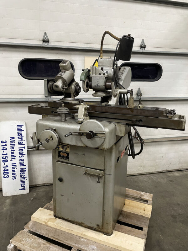 K O Lee B2060 Tool And Cutter Grinder With Powered 5c Workhead Tooling B6053e