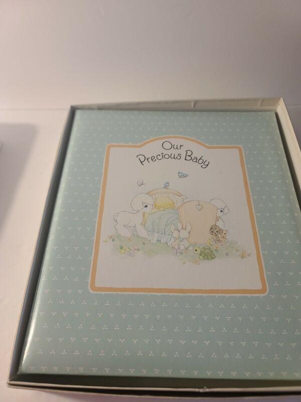 Brand New Hallmark Precious Moments Baby Book. NIB. Fast shipping.