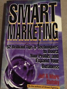 Livre « smart marketing » book