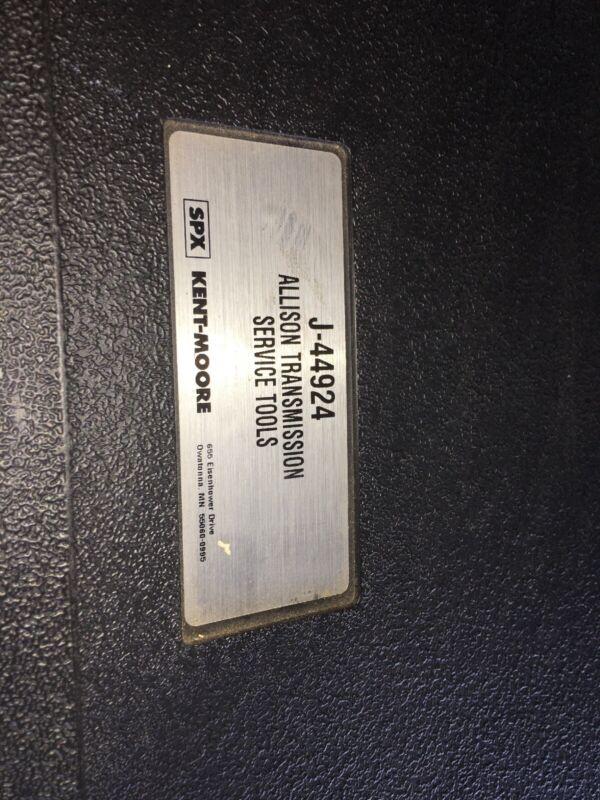 KENT MOORE TOOL J-44924 ALLISON TRANSMISSION SERVICE TOOLS