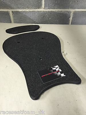 TRIUMPH 675 2013   ON  RACE SEAT FOAM SELF ADHESIVE 20MM THICK