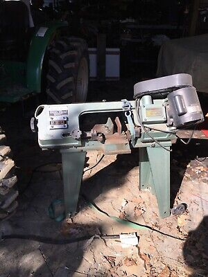 Enco Metal Horizontalvertical Cutting Band Saw Used
