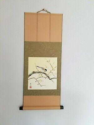 Hanging Scroll - Bonsai Display