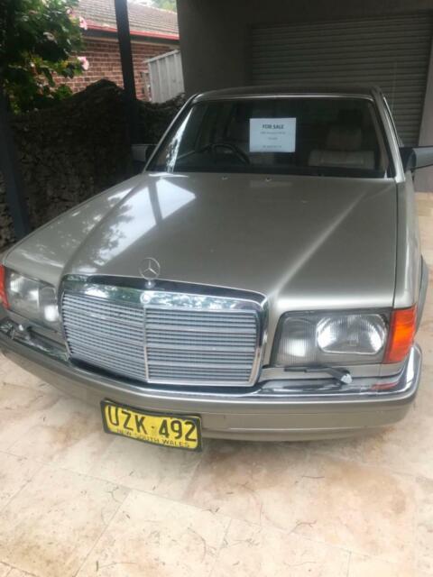 Mercedes Benz 420 Sel Cars Vans Utes Gumtree Australia