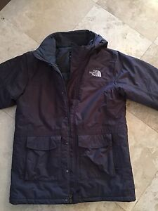 Men's northface parka