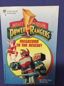1994 Power Rangers Novel