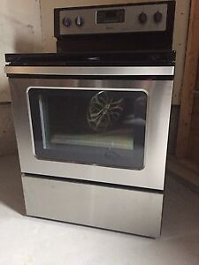 Brand new Whirlpool 5.3 Cu. Ft. Electric range