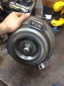 Torque converter mercedes glk350