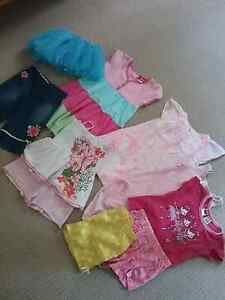 Assorted girls size 2 clothes, all for$8.00 Figtree Wollongong Area Preview