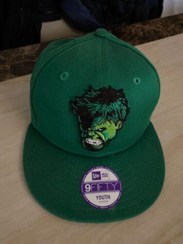 MARVEL Incredible Hulk Boys Snapback Hat