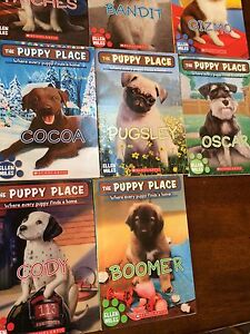 Lot of 18 Puppy Place books by Ellen Miles Peterborough Peterborough Area image 5