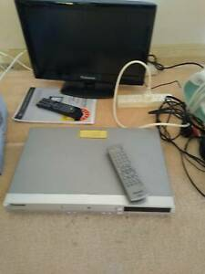 TV and DVD player. Tuart Hill Stirling Area Preview