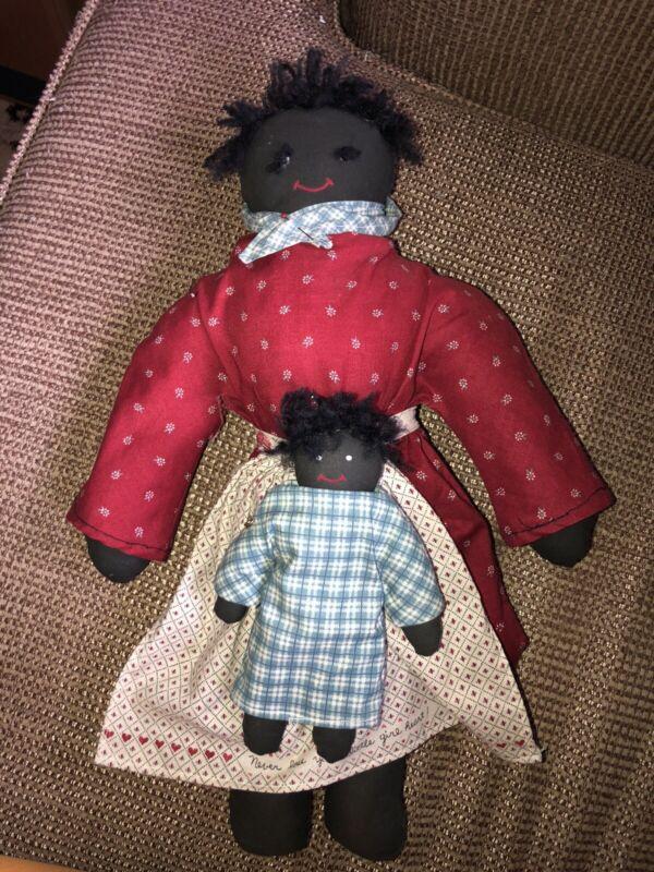 haunted vintage black samantha dolls