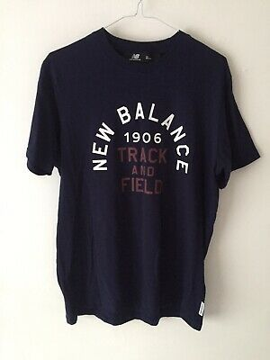 New Balance T-shirt Medium Size