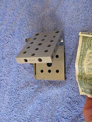Usa Toolmaker Made 4 X 2 34 X 12 Top Sine Plate Toolmaker Machinist Tool