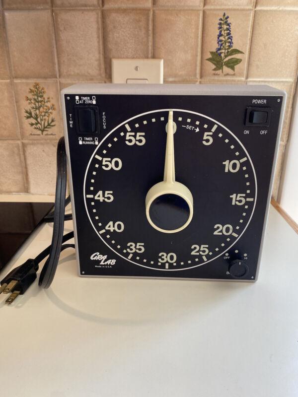 Gralab Model 300 Darkroom Timer - Tested