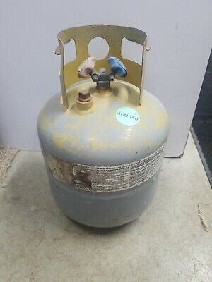 Refrigerant Recovery Reclaim Cylinder Tank - 50