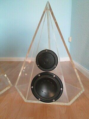 Eigenbau: Lautsprecher Acrylglas