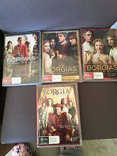 The Borgias complete series Lambton Newcastle Area Preview