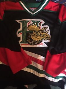 Halifax Mooseheads Jersey 40$ or best offer