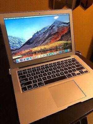 """Apple MacBook Air 13.3"""" 256 SSD Laptop - Mid 2011"""
